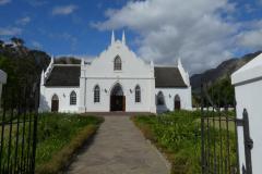 Cape Dutch Architecture