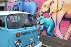 Vintage VW T2 Tour